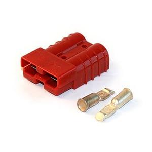 SB 50 blauw | Tractiebatterijen.com